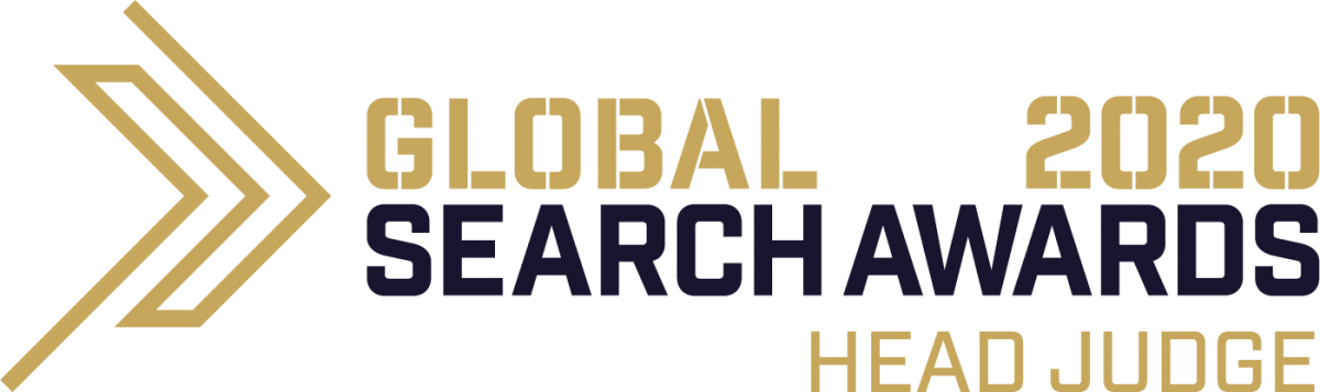 Global Search Awards Head Judge 2020